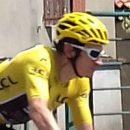 Les mannequins du Musée sur le Tour de France